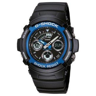 Relógio Analógico Digital G-Shock AW-591-2ADR Masculino