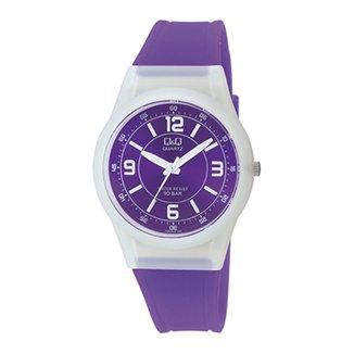 Relógio Analógico Q&Q VQ50J012Y Feminino