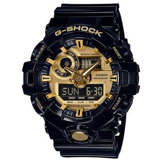 Relógio Digital G-Shock GA-710GB-1ADR