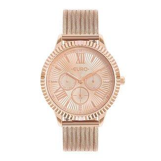 Relógio Euro Analógico Multiglow EU6P29AHP Feminino