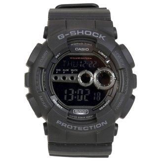 Relógio G-Shock Digital GD-100-1BDR