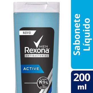 Sabonete Líquido Rexona Active 200 Ml