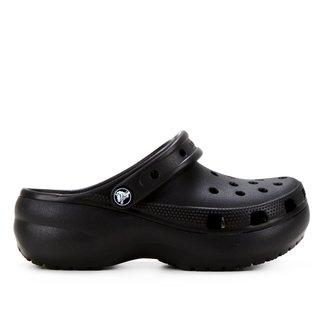 Sandália Crocs Clássico Platform Clog