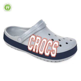 Sandália Crocs Crocband Logo Clog