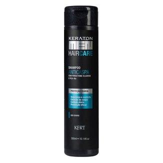Shampoo Keraton Men Anticaspa - Piroctone Olamine e PCA-Na 300ml