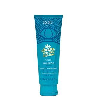 Shampoo QOD New City Detox 250ml