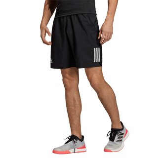 Short Adidas Club 3 Stripes Masculino