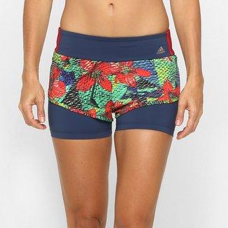 Short Adidas G1 Salinas 2 Em 1 Feminino