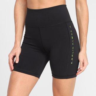 Short Adidas Karlie Kloss Cintura Alta Feminino