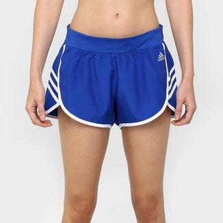 Short Adidas Ultimate Wvn 3S Feminino