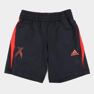 Short Infantil Adidas Aeroready X Masculino