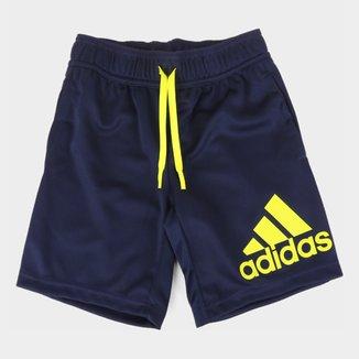 Short Infantil Adidas D2m Masculino