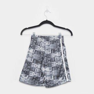 Short Infantil Nike B Avalanche Aop Masculino