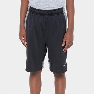 Short Infantil Nike Dry Fly Masculino