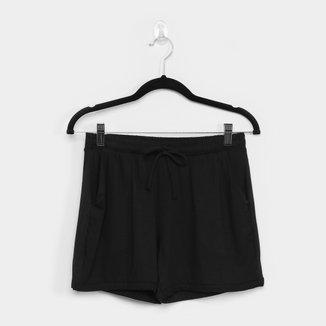Short Malwee Curto Básico Feminino