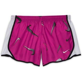 Shorts Infantil Nike Dri Fit Tempo Feminino