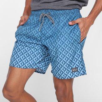 Shorts Volei Polo Wear Estampado Masculino