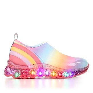 Slip On Infantil Bibi Roller Celebration Feminino