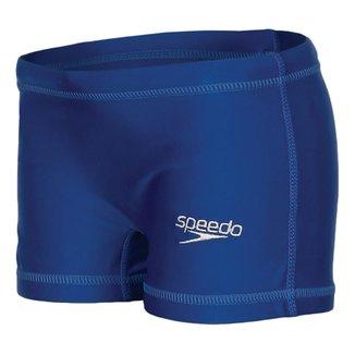 Sunga Boxer Infantil Speedo Hydroshort Solid