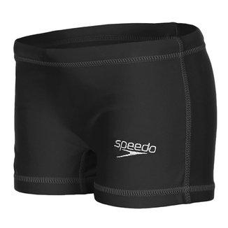 Sunga Boxer Infantil Speedo Solid