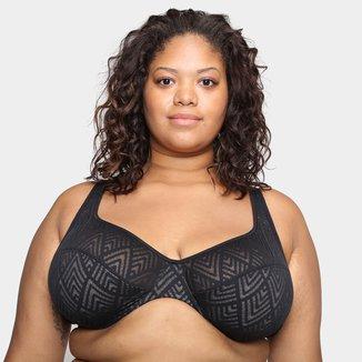 Sutiã Liz Reducer Expression Big Sizes 57515