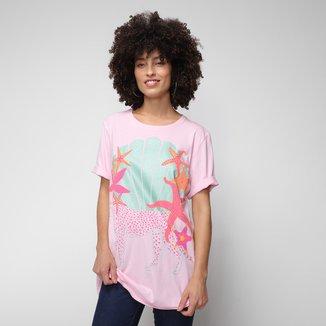T-Shirt My Favorite Thing s Estampada Feminina