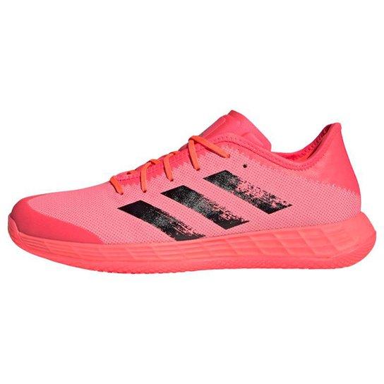 Tênis Adidas Adizero Fastcourt Tokyo Masculino - Rosa+Preto