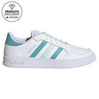 Tênis Adidas Breaknet Brilho Feminino