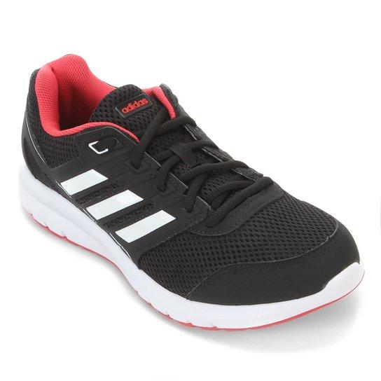 Tênis Adidas Duramo Lite 20 Masculino - Preto+Vermelho