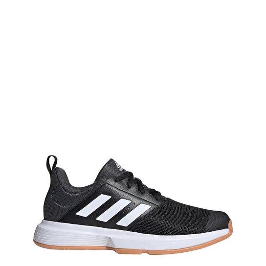 Tênis Adidas Essence Masculino - Preto+Branco