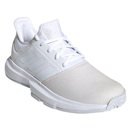 Tênis Adidas Gamecourt Feminino - Branco