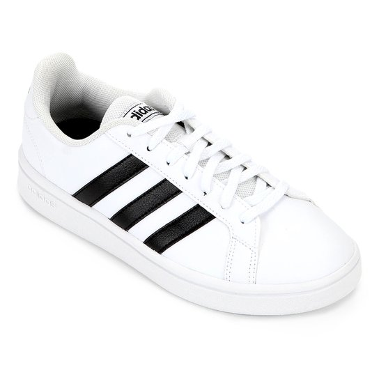 Tênis Adidas Grand Court Base Feminino - Off White