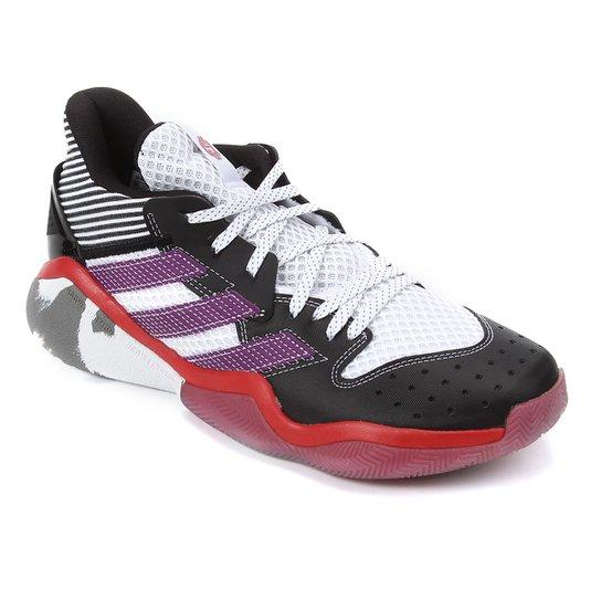 Tênis Adidas Harden Stepback Masculino - Branco