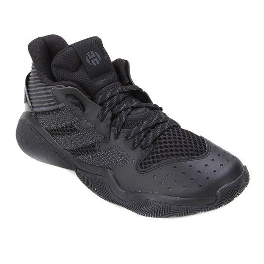 Tênis Adidas Harden Stepback Masculino - Chumbo