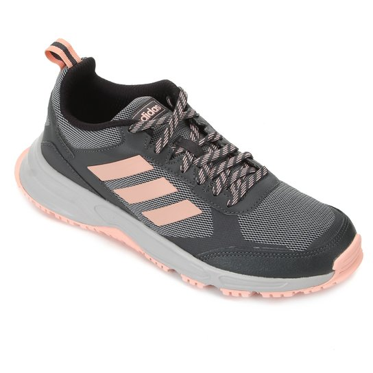 Tênis Adidas Rockadia Trail 3.0 Feminino - Cinza