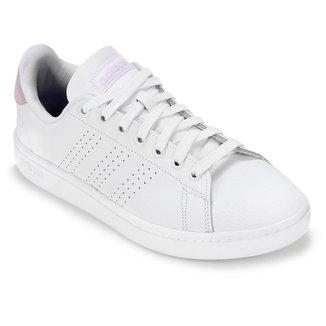 Tênis Couro Adidas Advantage II Feminino