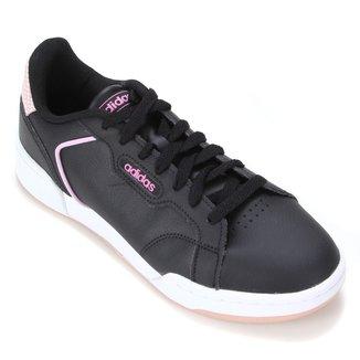 Tênis Couro Adidas Roguera Feminino