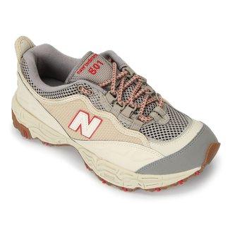 Tênis Couro New Balance 801 Masculino