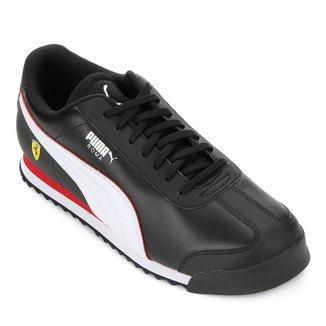 Tênis Couro Puma Ferrari Roma Masculino