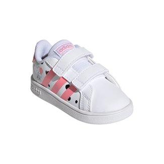 Tênis Infantil Adidas Grand Court Minnie I Feminino