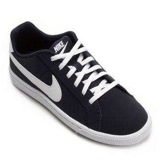 Tênis Infantil Couro Nike Court Royale Masculino