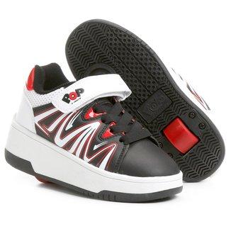 Tênis Infantil Heelys Skate Pop Rodinhas Retráteis
