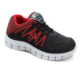 Tênis Infantil No Stress Jogging 751