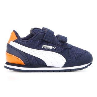 Tênis Infantil Puma Runner V2 Mesh V