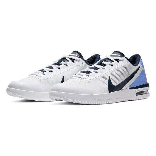 Tênis Nike Air Max Vapor Wing MS Masculino - Branco+Azul Royal
