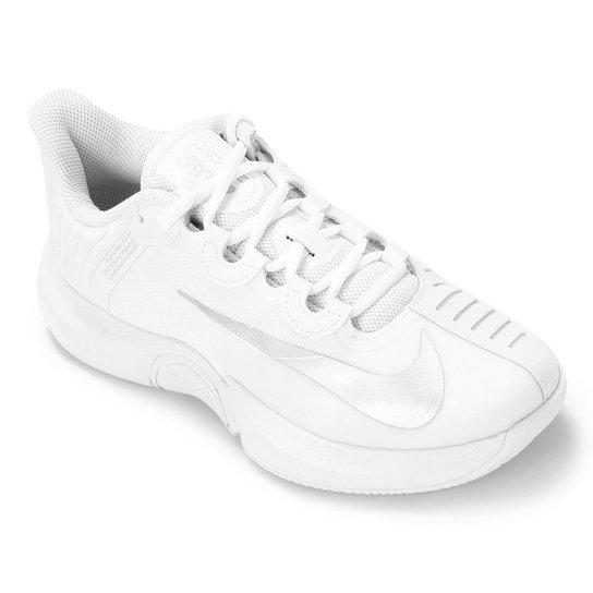 Tênis Nike Air Zoom Gp Turbo Feminino - Branco+prata