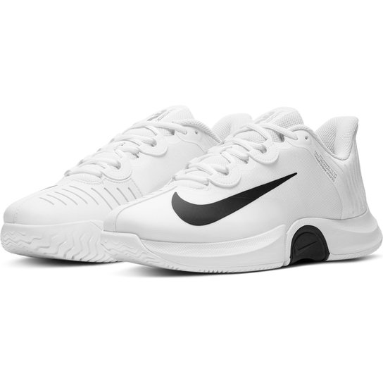 Tênis Nike Air Zoom GP Turbo Masculino - Branco+Preto