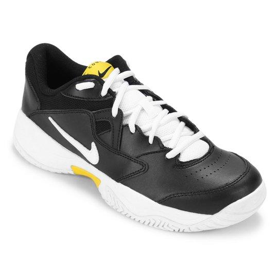 Tênis Nike Court Lite 2 Masculino - Chumbo