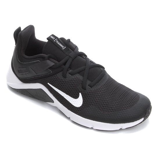 Tênis Nike Legend Essential Masculino - Preto+Branco