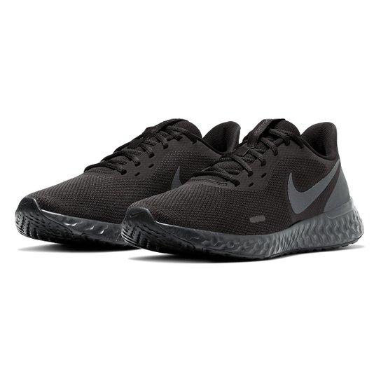 Tênis Nike Revolution 5 Masculino - Preto